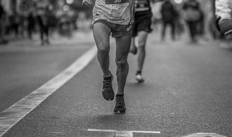 Maraton es vida