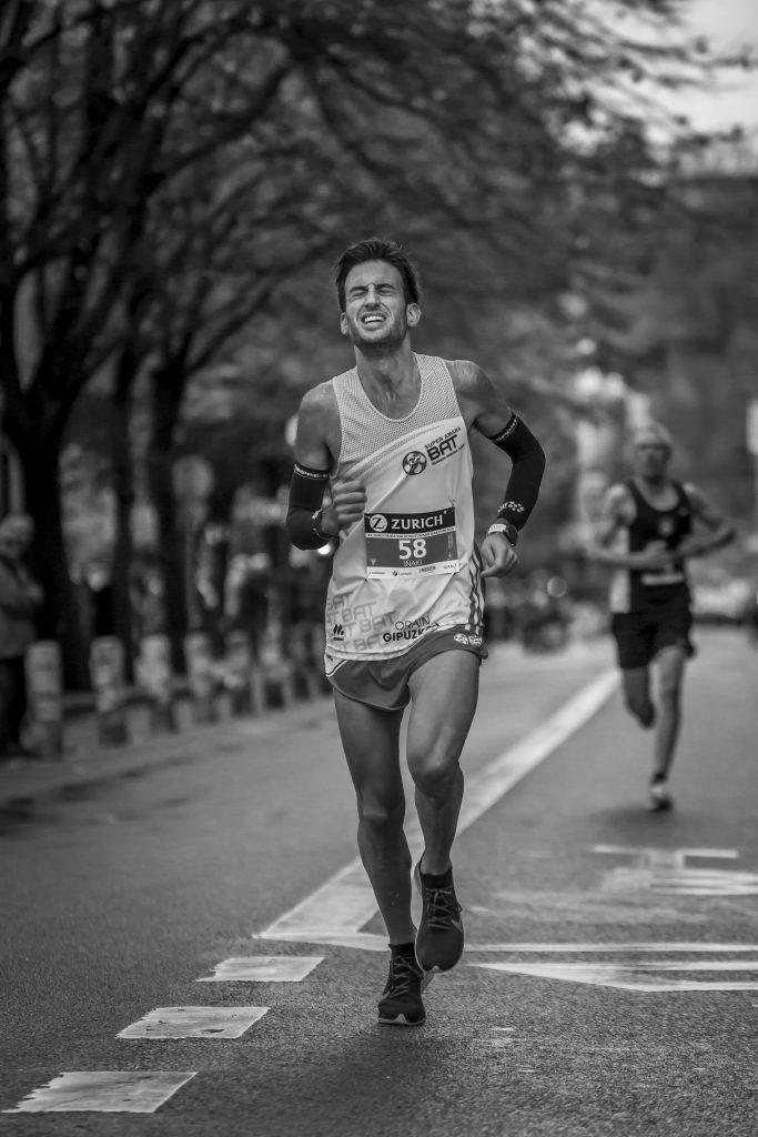 Maratón la carrera
