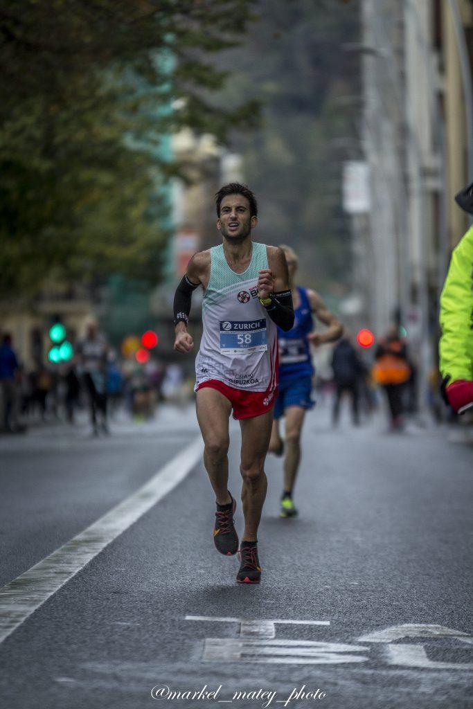 Siente la fuerza del maratón