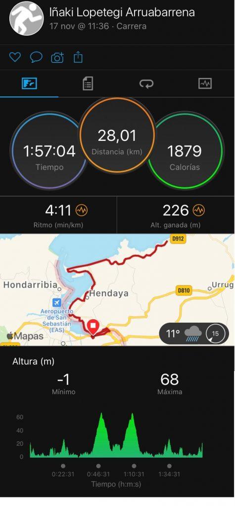Tirada Larga Maratón